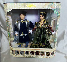 Fantasy Series Together Forever Collection Ken and Barbie Dolls as Romeo & Julie