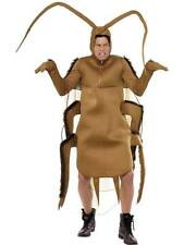 COCKROACH COSTUME, FANCY DRESS, COMEDY, ONE SIZE, MENS, INSECTS AND ANIMALS #AU