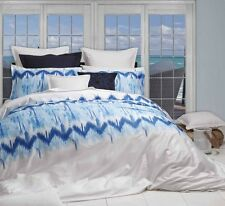 Logan & Mason NOOSA Blue Quilt Doona Cover Set - SINGLE, DOUBLE, QUEEN, KING