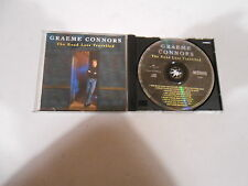 GRAEME CONNORS-THE ROAD LESS TRAVELLED-11 TRACK CD-AUSTRALIA-1996