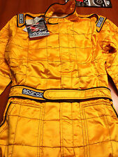 SPARCO RACING FIREPROOF SUIT FIA 8856-2000  SIZE 48 50 60 64 66