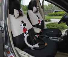 18PCs Universal Auto/Car Seat Covers Two colors available