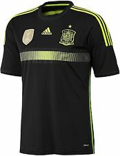 ADIDAS SPAIN AWAY SOCCER JERSEY FIFA WORLD CUP BRAZIL 2014