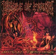 CRADLE OF FILTH Lovecraft & Witch Hearts 2CD