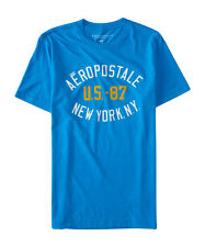 aeropostale mens aero us-87 ny graphic t shirt
