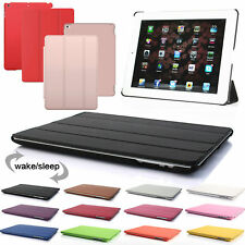 New Smart Magnetic Stand Leather Case Cover For APPLE iPad Pro Air 1 2 3 4 Mini