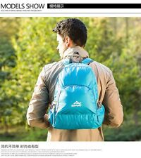 New Folding Travel Bags Men Women Backpack Outdoor Camping Sport Backpack