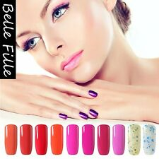 BELLE FILLE 237 Colors Nail Polish Gel Polish Soak-off UV/LED Manicure 10ml