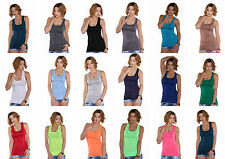 Women Shirt Tank Top top in many colors Stretch Top shirt XS,S,M,L