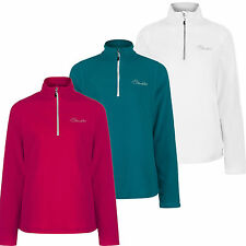 Dare2b Freeze Dry II Womens Fleece Half Zip Microfleece Jumper