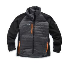 SCRUFFS Expedition Thermo Softshell Jacket Thermal Warm Mens Winter Work Coat