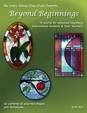 Beyond Beginnings Stained Glass Pattern Book, Books