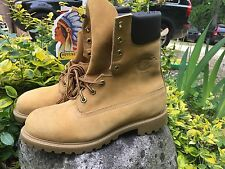 """Chippewa 8"""" Rugged Handcrafted Steel Toe Men Boots NEW Size US 7 7.5 8.5 13 USA"""