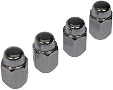 Dorman 711-101 WHEEL NUT CHROME ACORN 2-PC 7/16-20