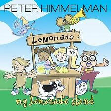 NEW SEALED My Lemonade Stand by Peter Himmelman CD Nov-2004, Majestic Recordings