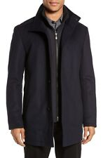 Hugo Boss Men's C-Coxtan 5 Wool-Cashmere Coat