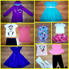 BUNDLE OF GIRLS CLOTHES **13 items**  8 - 9  years and few 9 - 10 years