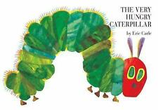 The Very Hungry Caterpillar by Eric Carle (1986, Hardcover, Mini Edition)