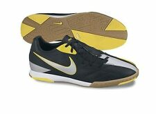 Nike Total 90 Shoot IV IC Indoor 2012 Soccer Shoes New Black - Yellow - Silver