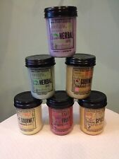 SWAN CREEK 12 OZ. KITCHEN PANTRY JAR SOY CANDLES CANDLE USA in Various Scents