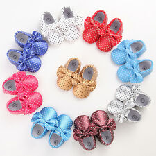 Many style newborn baby Tassel slip-on Shoes Infant Toddler Moccasin size123 QTR