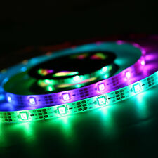 WS68 12 RGB 5050 SMD Waterproof Flexible USB 5V LED White Strip Lamps Light BE