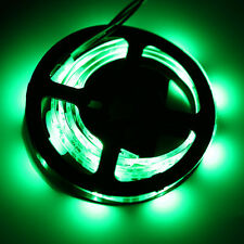 WS68 12 RGB 5050 SMD Flexible 5V LED Black Strip Lamps Light With Battery Box BE