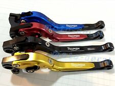 Brake And Clutch Triumph ROCKET III CLASSIC (2007-2010) Folding Adjustable Lever