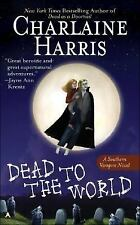 Sookie Stackhouse/True Blood: Dead to the World 4 by Charlaine Harris (2005, Pa…