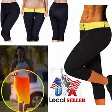 Sport Shaper Pant Slimming Pant Athletic Apparel Pant Sweat Gym Yoga Running DD2