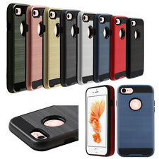 """Hybrid Protective Heavy Duty Dual Layer Case Cover For Apple iphone 7 4.7"""""""
