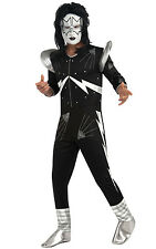 The Spaceman KISS Ace Frehley Men Costume XL