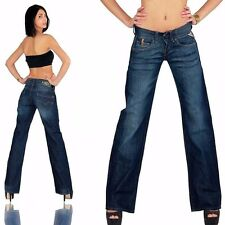 REPLAY Stylische Sexy Women's Jeans Trousers Top Bootcut Flare Flares New 580
