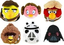 """SPECIAL EDITION Angry Birds Official Star Wars Collectable 8"""" Plush Soft Toy"""