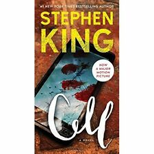 Cell : A Novel by Stephen King (2016, Paperback)