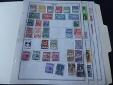 Venezuela Mint/Used Stamp Collection on Album Pages