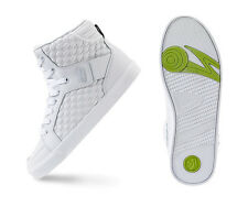 Authentic Zumba Street Boss Shoes White  All Sizes  New / NIB
