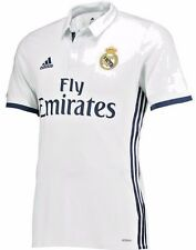 ADIDAS REAL MADRID AUTHENTIC ADIZERO HOME MATCH JERSEY 2016/17.