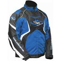 Coldwave SnoFire Snowmobile Jacket Red and blue