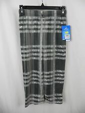 NEW Slalom Boy's Gray Plaid Fleece Pants Pajama Pants (S1-59)