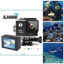 SJ4000 WIFI 1080P FHD Mini Sports DV Action Camera Go Waterproof Pro Camcorder