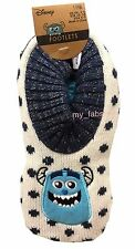 FLUFFY SULLY SLIPPERS SLIPPER COSY SOFT FOOTLETS SOCKS  Primark
