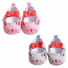 Toddler Baby Girls Corduroy Shoes Infant Kids Bownot Crib Boots Prewalkers 0-18M