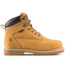 SCRUFFS SHARPE Mens Safety Work Boots Tan Steel Toe Cap UK7-12 Goodyear Welted