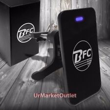 BFC Qi Wireless Charger CAR Air Vent Magnetic Mount+Wall Holder Mobile Phone