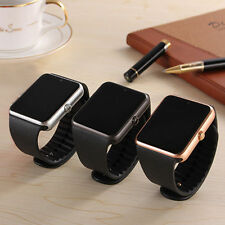 GT08 Touch Smart Watch Bluetooth GSM SIM Card Phone Mate For IOS Android iPhone