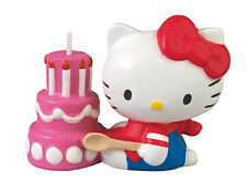 Hello Kitty Sanrio Party Favor Supplies Cupcake Cup Candle Treat Bag Birthday