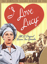 I LOVE LUCY: The Complete Second Season 2(5-Disc DVD Boxed Set) Lucille Ball NEW