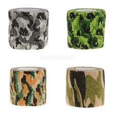 NON-WOVEN CLOTH Military Camo Camouflage Stealth Tape Wrap for Hunting Gun Rifle