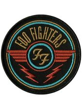 Foo Fighters Red Logo Patch